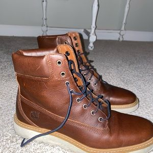 Timberland Leather Snow/Warm boots